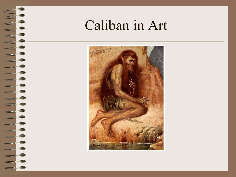 Caliban in Art