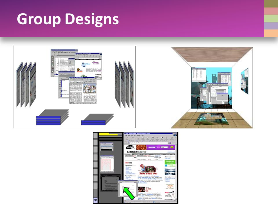 Group Designs