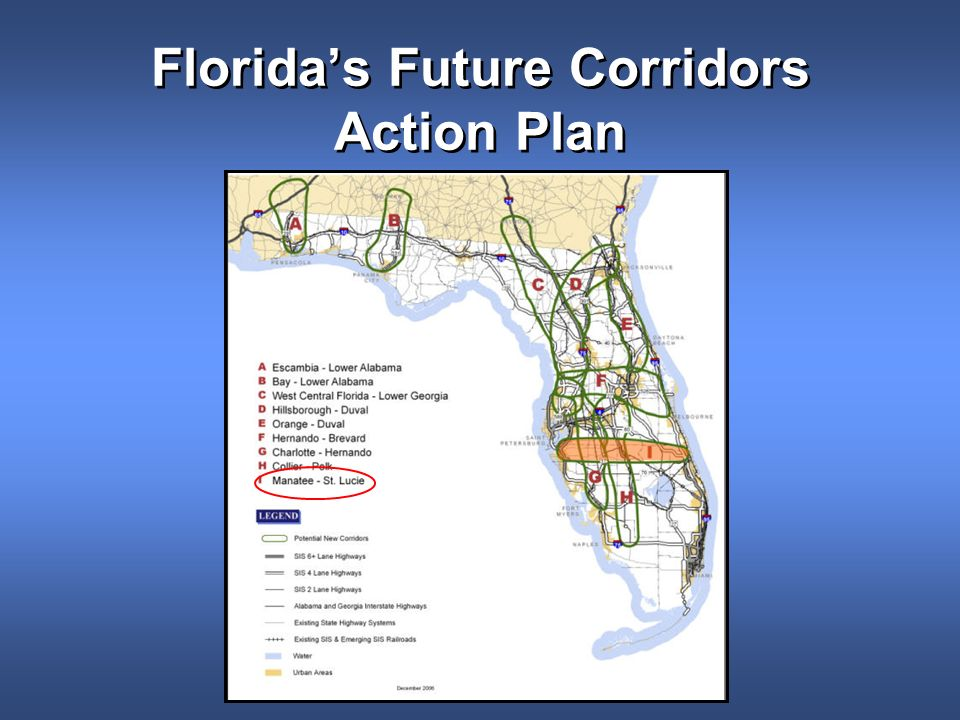 Floridas Future Corridors Action Plan