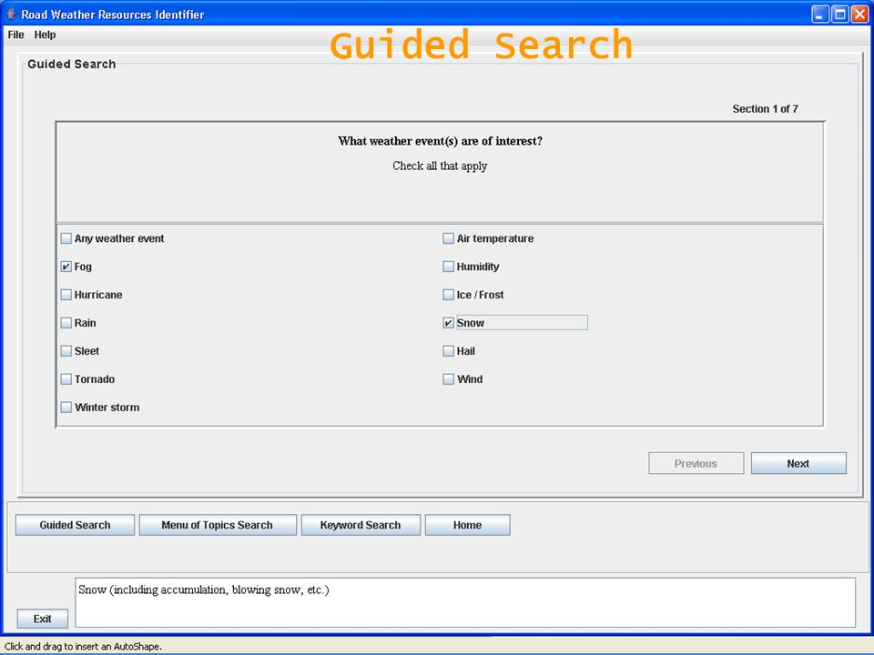11 Guided Search
