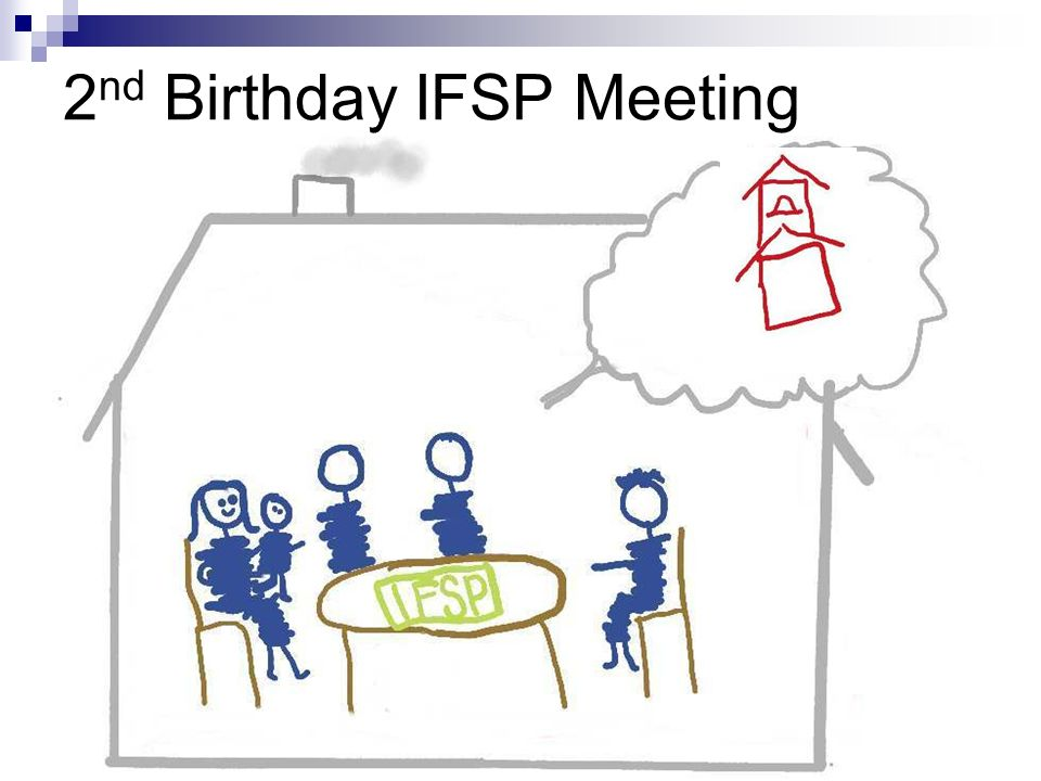 2 nd Birthday IFSP Meeting