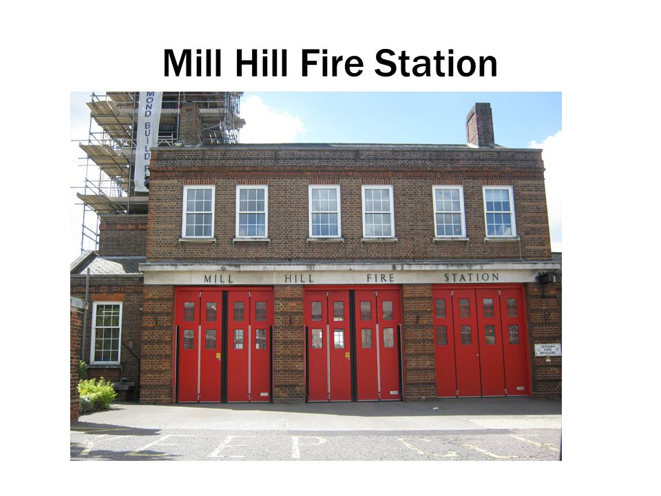 Mill Hill Fire Station