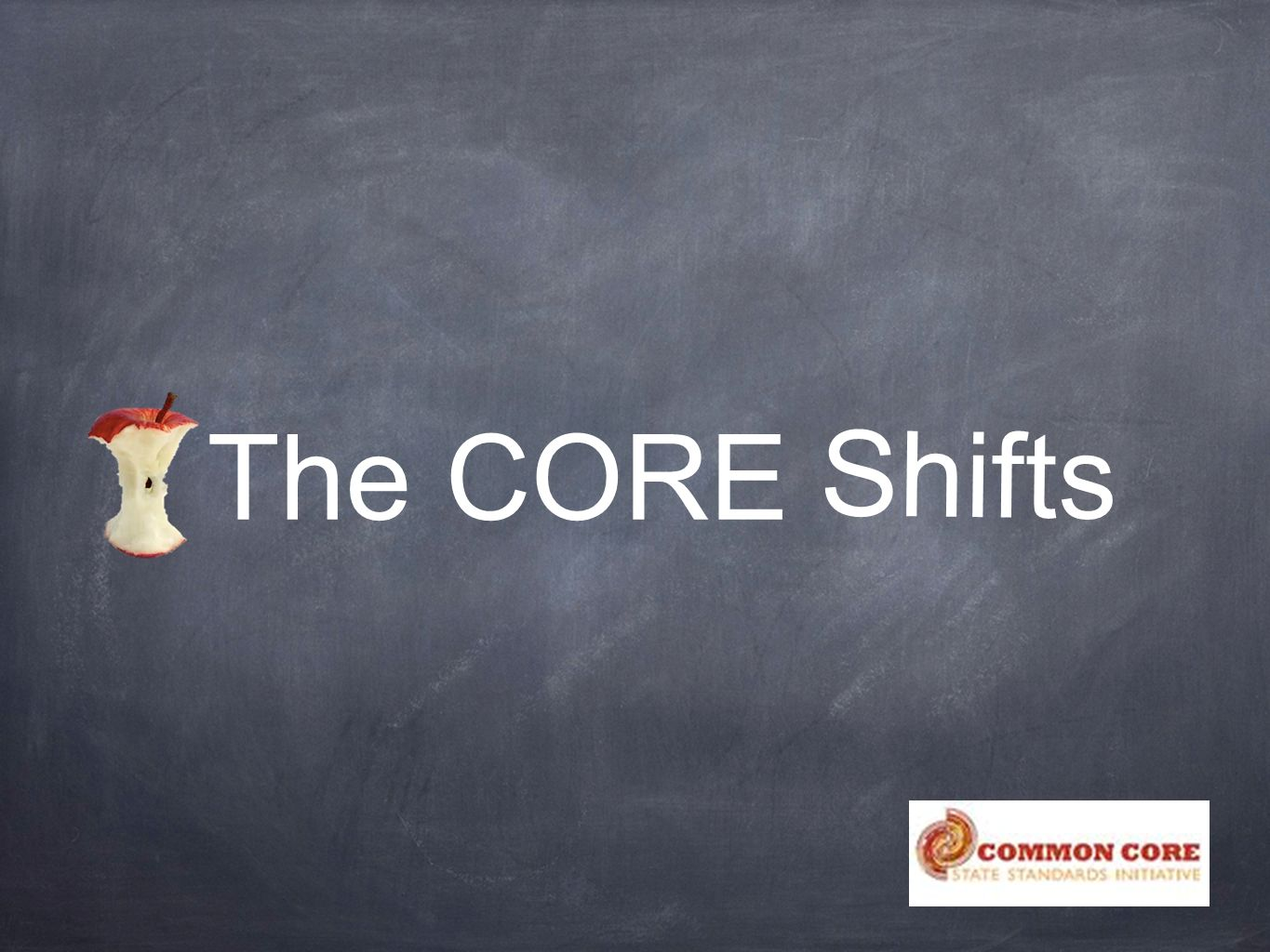 The CORE Shifts