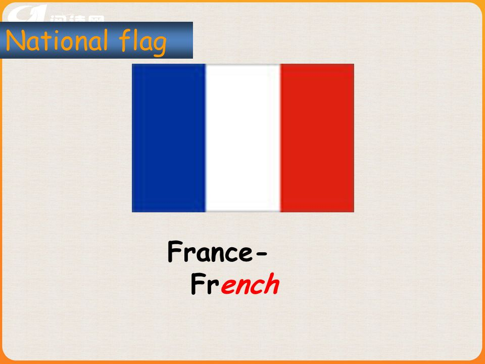 France- French National flag