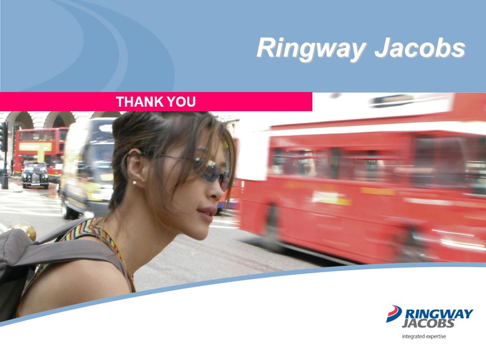 THANK YOU Ringway Jacobs