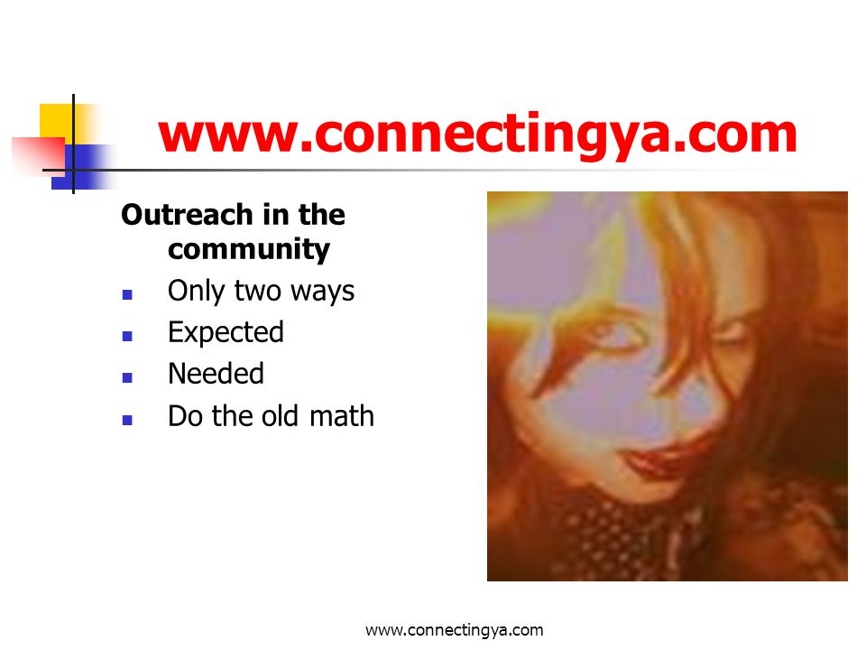Outcome measurement: Whats next Whats in it for them Do we count or think about why our work counts