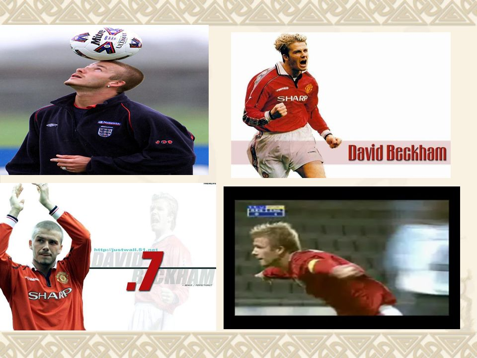 Personal profile Name : David Robert Joseph Beckham OBE Date of birth: 02 May 1975 Birthplace: Leytonstone London Nationality: English Height : 180cm Weight: 67kg Eyes : Green Hair: Brown Position: Midfield