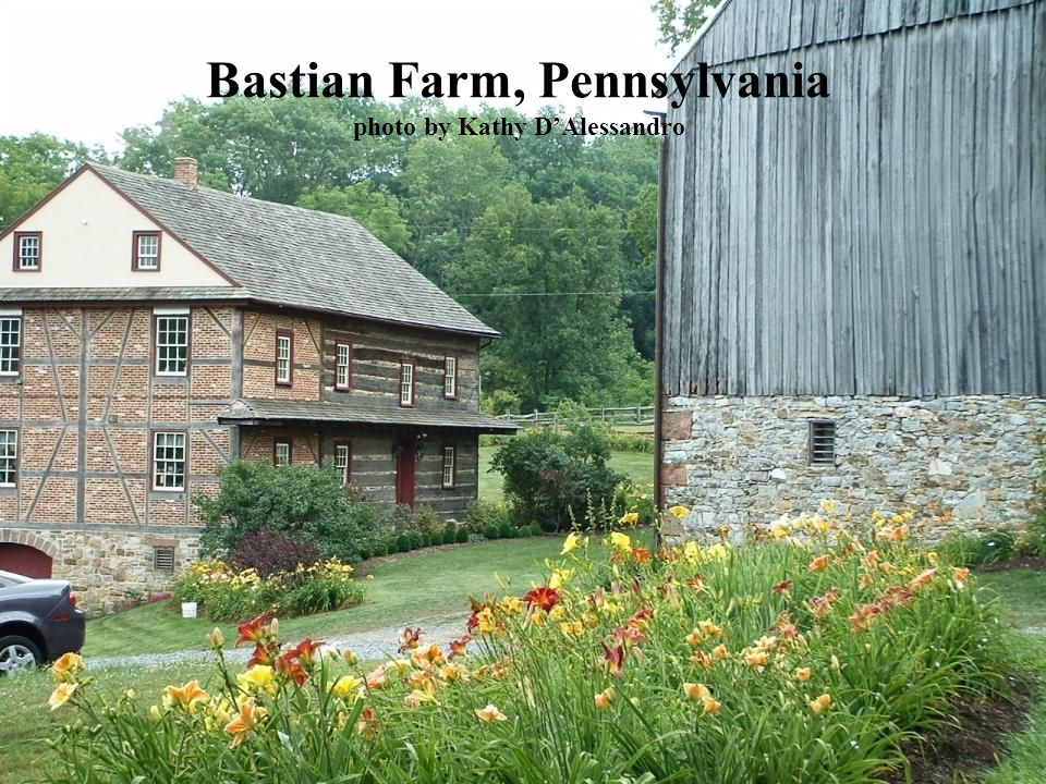 Bastian Farm, Pennsylvania photo by Kathy DAlessandro