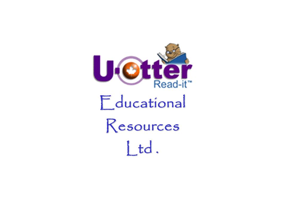 Educational Resources Ltd.