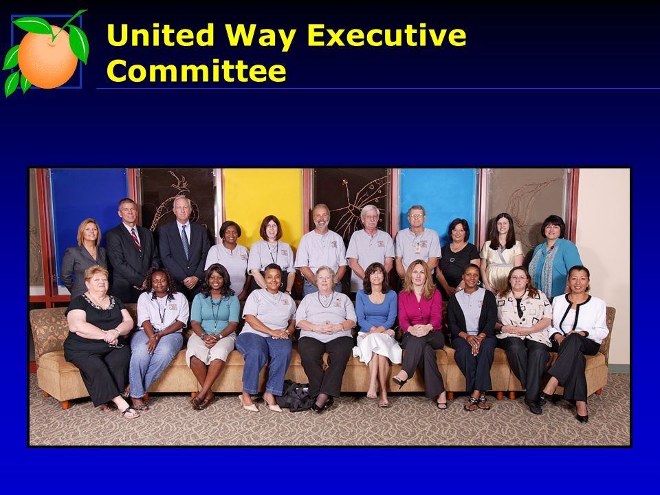 United Way Executive Committee