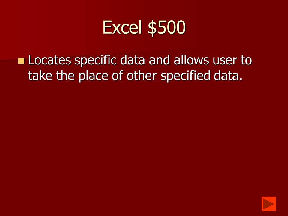 Excel $400 What is locking titles What is locking titles