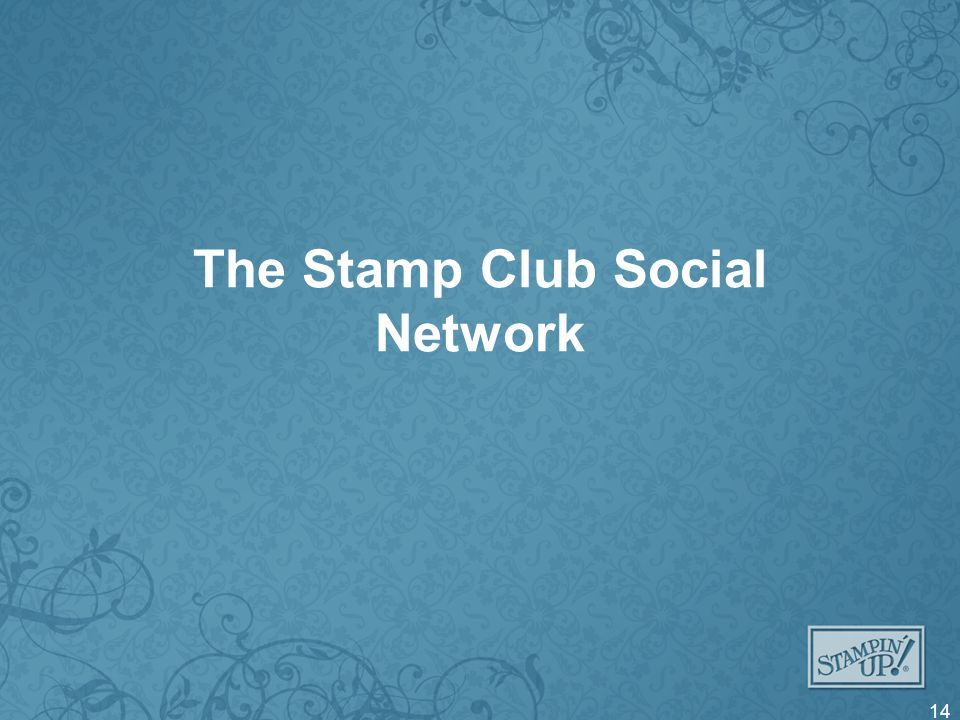 The Stamp Club Social Network 14