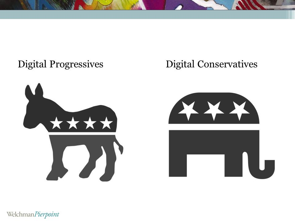 Digital ProgressivesDigital Conservatives