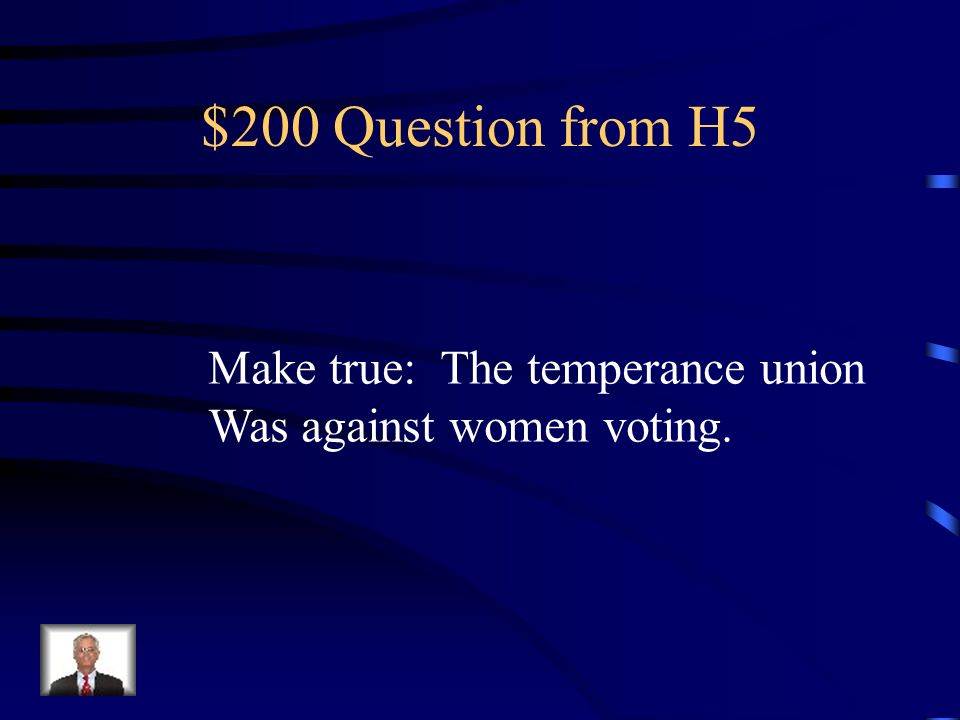 $100 Answer from H5 They were alarmed because the Population was increasing