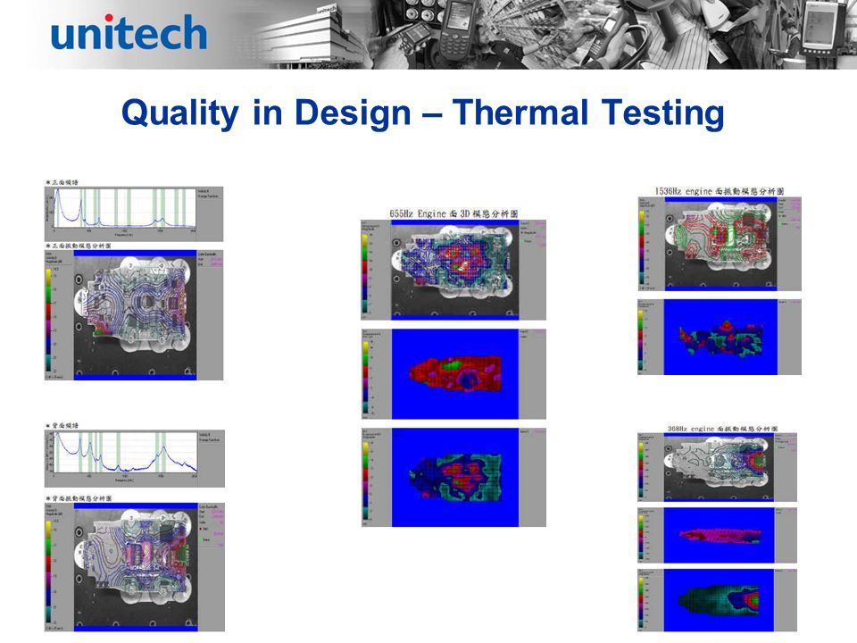 Quality in Design – Thermal Testing