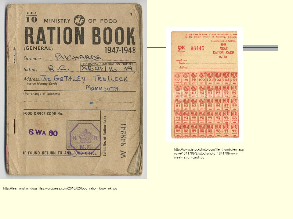 rove/ /2/istockphoto_ wwii- meat-ration-card.jpg