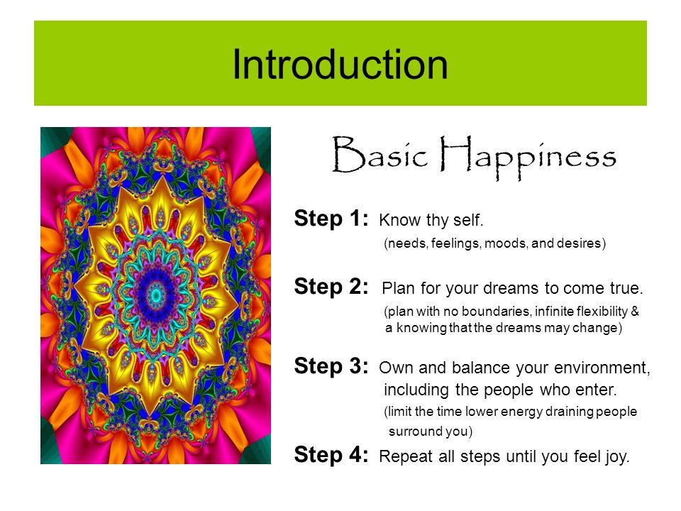 Introduction Happiness Relationships Well-being Quest