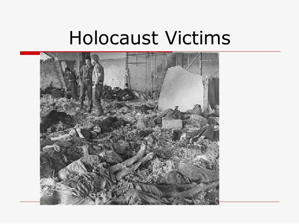 Holocaust Victims