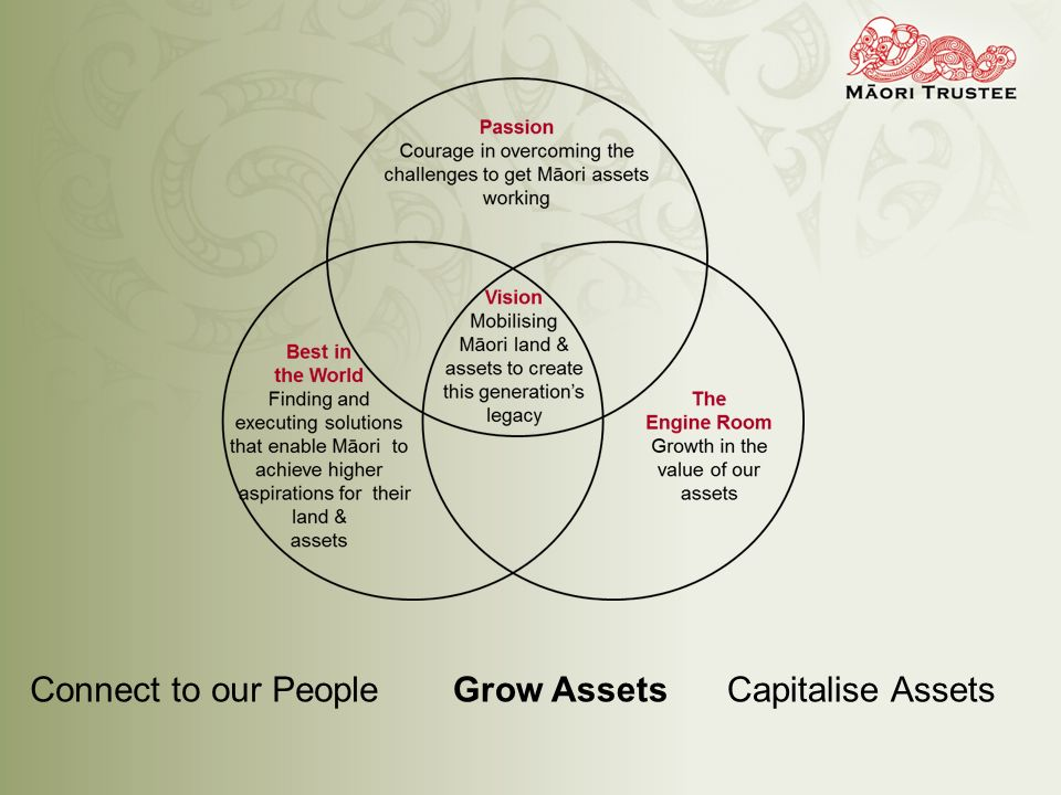 Connect to our PeopleGrow AssetsCapitalise Assets
