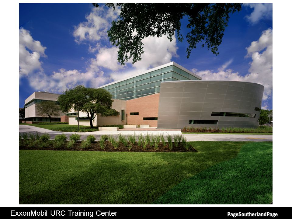 ExxonMobil URC Training Center