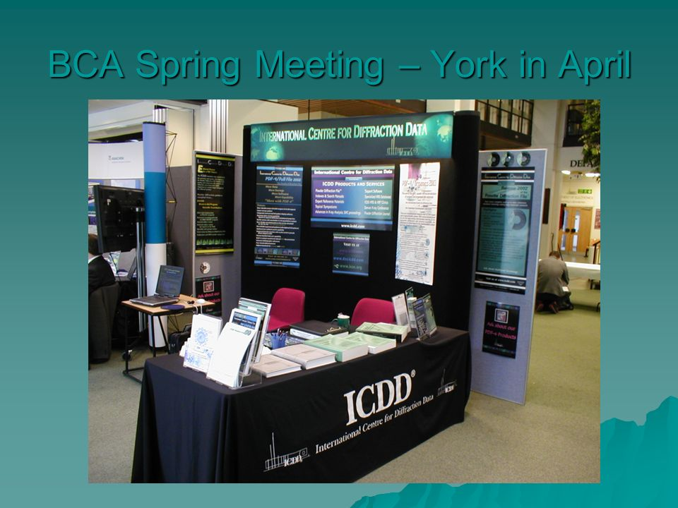 BCA Spring Meeting – York in April