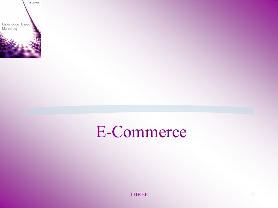 THREE1 E-Commerce