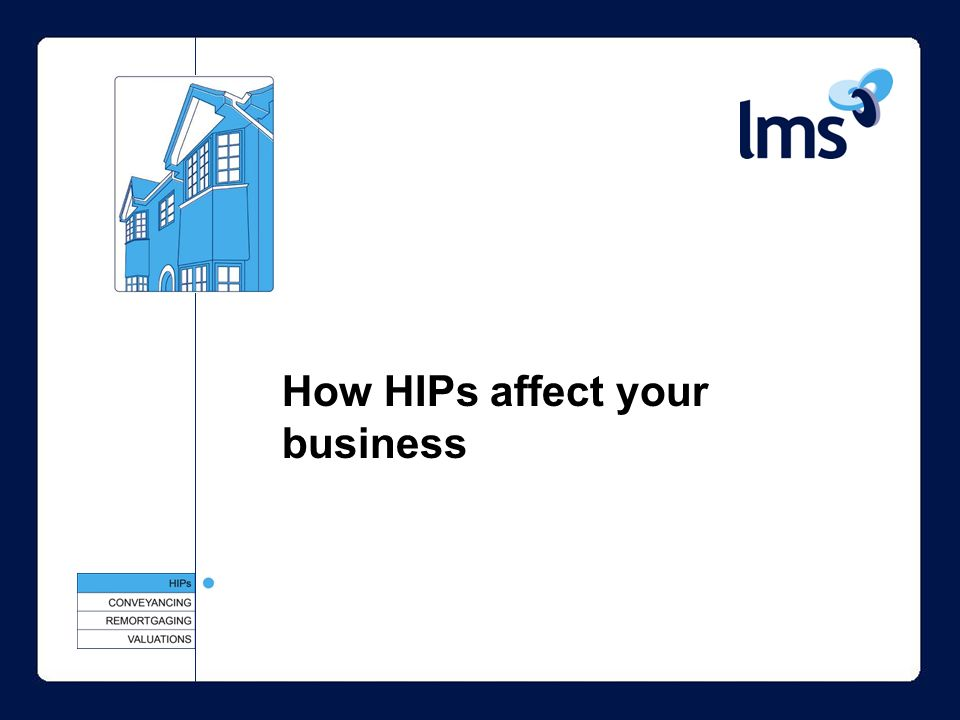 How HIPs affect your business