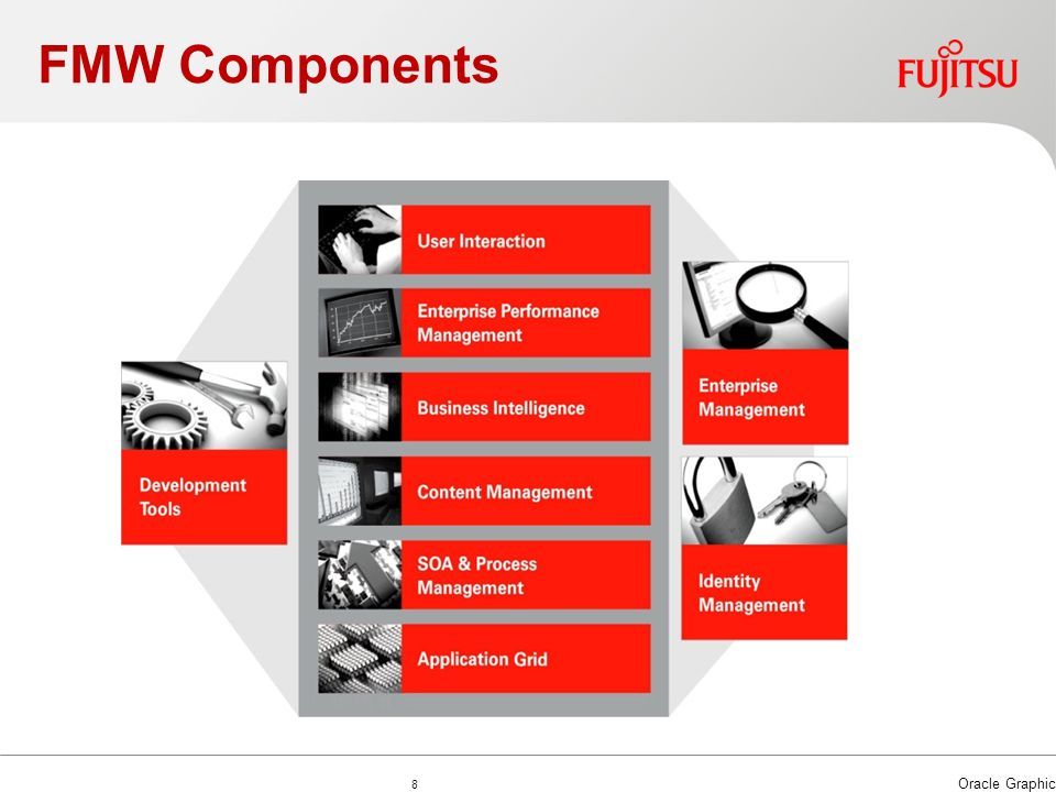 FMW Components 8 Oracle Graphic