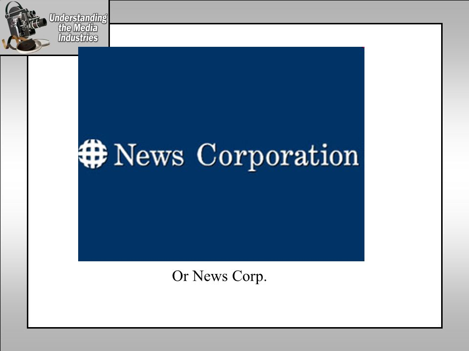 Or News Corp.