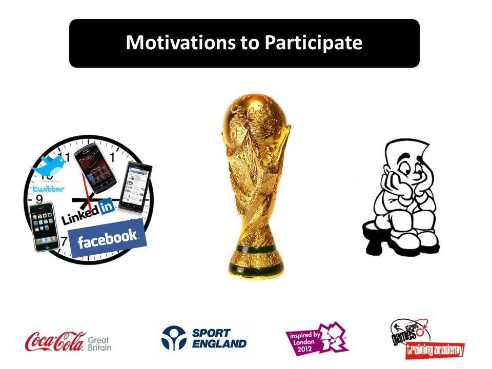 Motivations to Participate