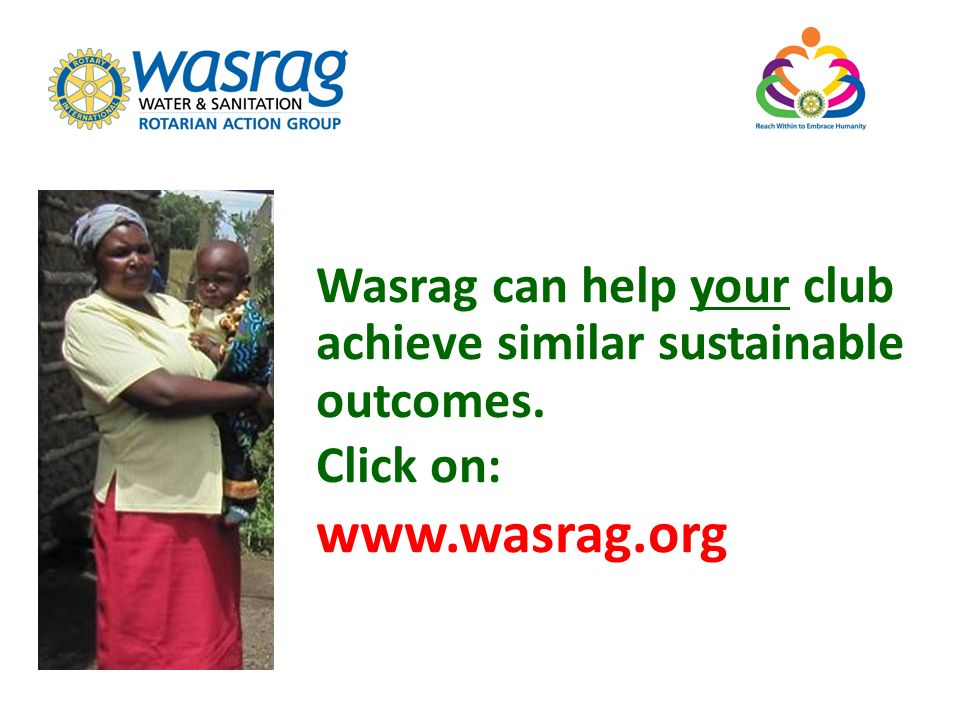 Wasrag can help your club achieve similar sustainable outcomes. Click on: