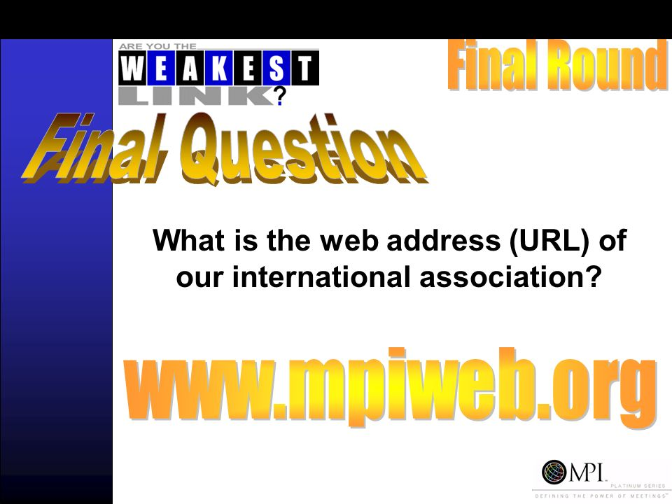 What is the web address (URL) of our international association