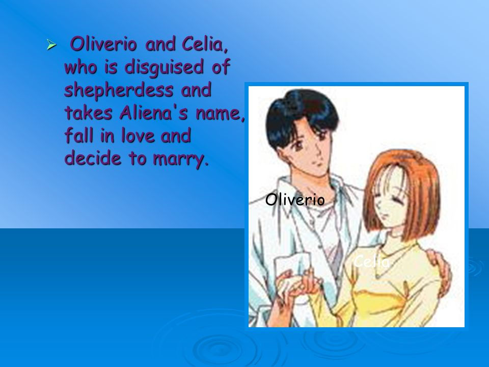 Orlando does not come to his appointment with Ganímedes and Rosalinda is very worried until one thinks with Oliverio grove that it tells him as his brother has saved him from the claws of a lioness.