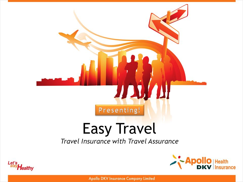 Easy Travel Travel Insurance with Travel Assurance