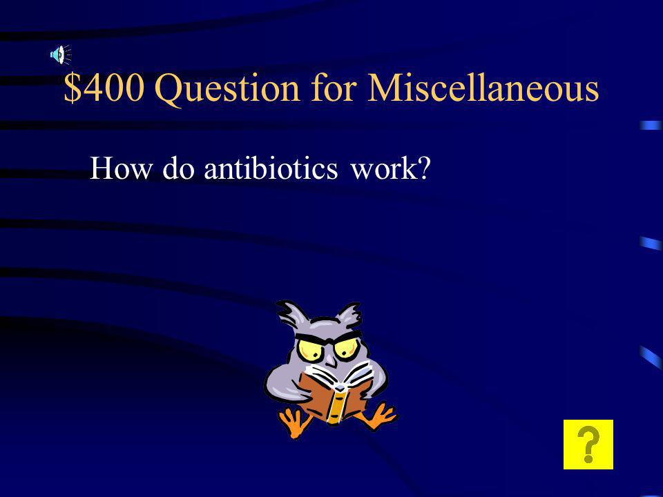 $300 Answer for Miscellaneous Organisms that have genes put into their genome from another organism in order to produce a specific protein that it normal cant do.