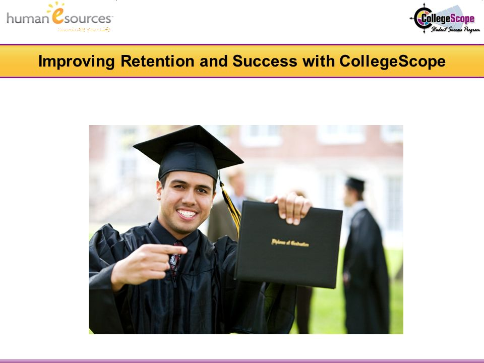 Improving Retention and Success with CollegeScope