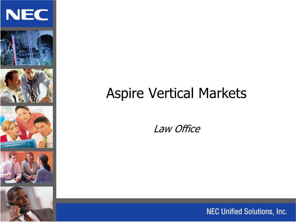 Aspire Vertical Markets Law Office
