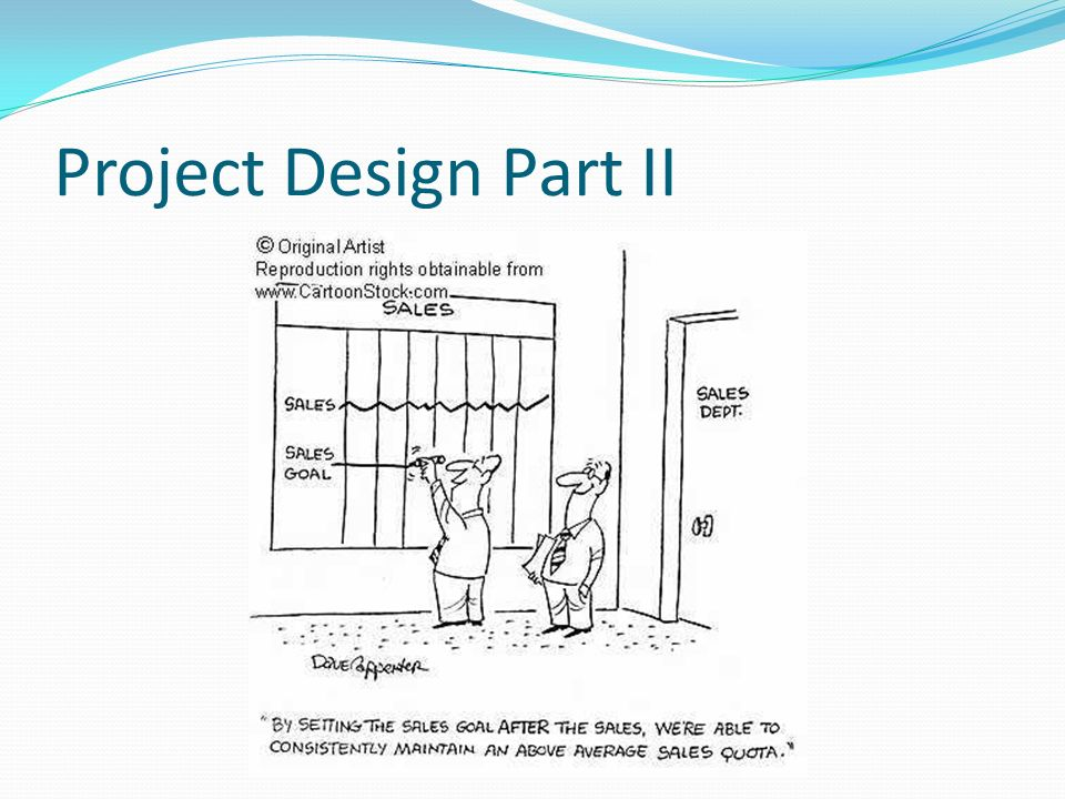 Project Design Part II