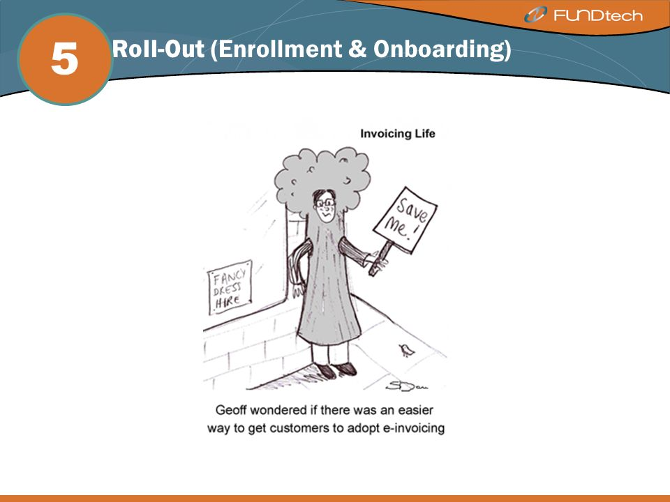 Step 5: Roll-Out (Enrollment & Onboarding) 5