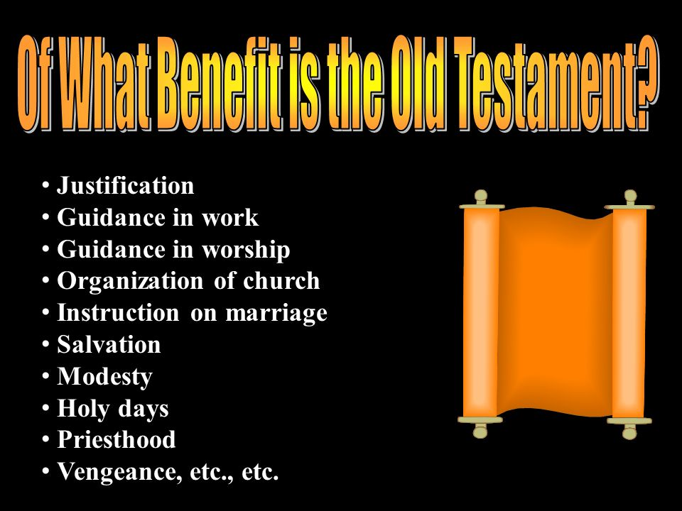 Justification Guidance in work Guidance in worship Organization of church Instruction on marriage Salvation Modesty Holy days Priesthood Vengeance, etc., etc.