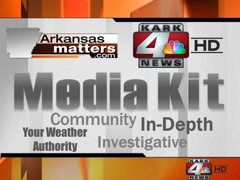 Community Investigative In-Depth Your Weather Authority
