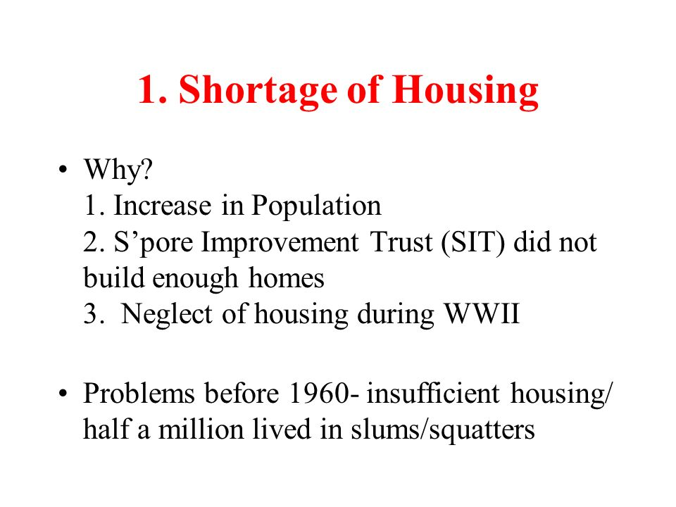 Turn to p. 222 Chapter 13 Housing the People -Problems faced -Solutions -Nation-building