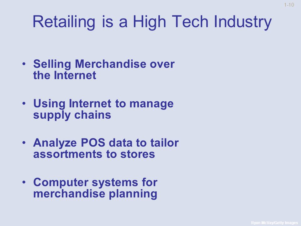 1-9 Nature of Retail Industry is Changing Mom and Pop Store To Todays Retailer