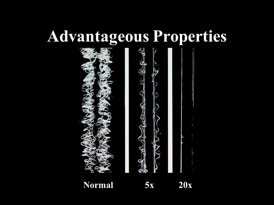 Advantageous Properties Normal5x20x