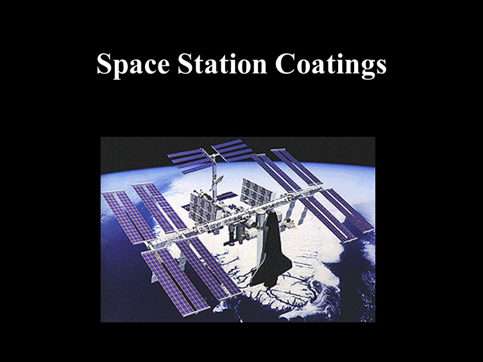 Space Station Coatings