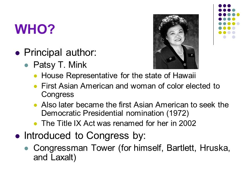 WHO. Principal author: Patsy T.