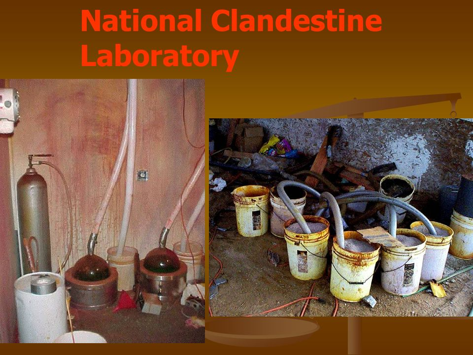National Clandestine Laboratory