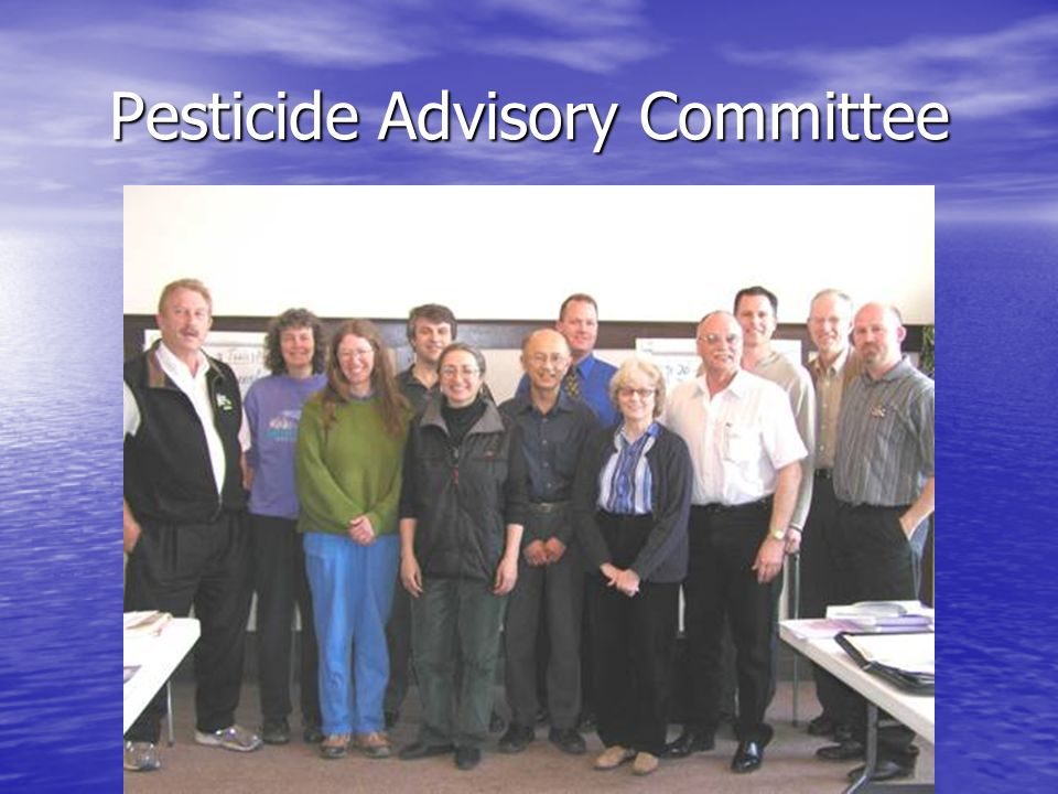 Pesticide Advisory Committee