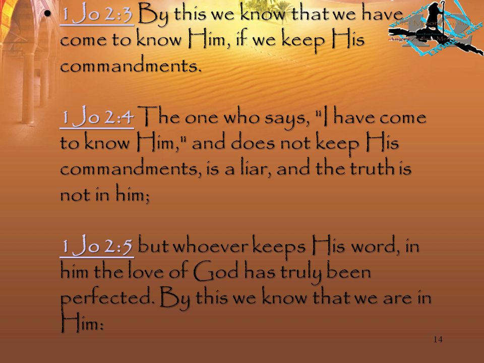 Jhn 14:21Jhn 14:21 He who has My commandments and keeps them is the one who loves Me; and he who loves Me will be loved by My Father, and I will love him and will disclose Myself to him. Jhn 14:21 13