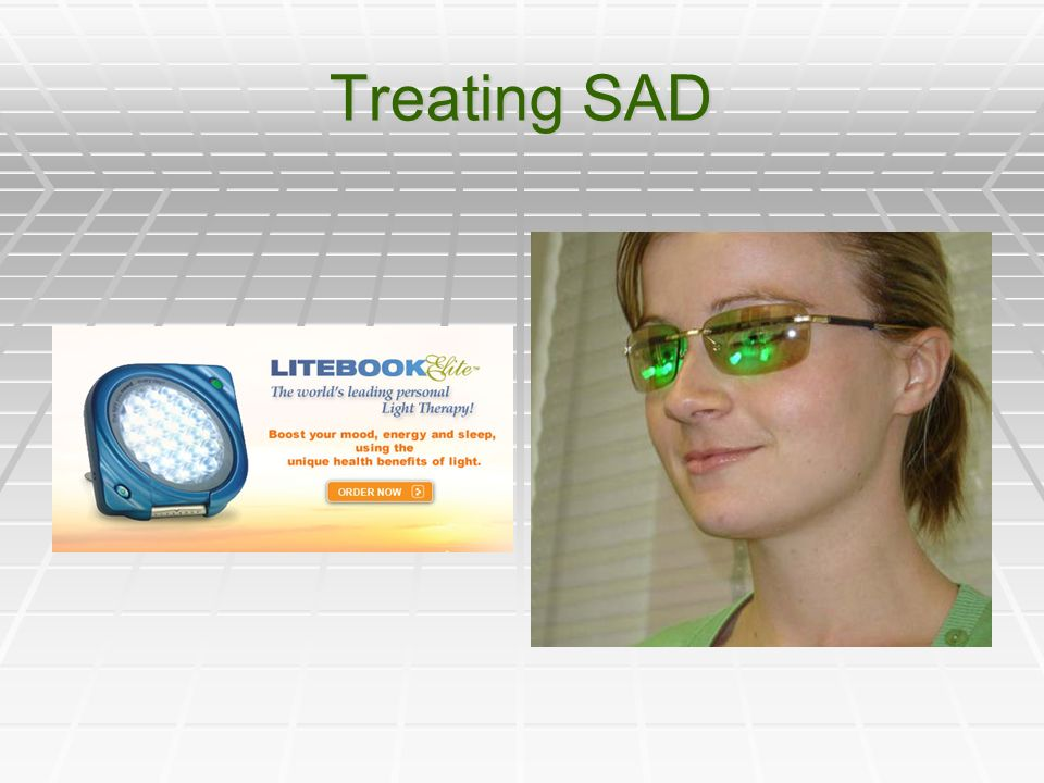 Treating SAD